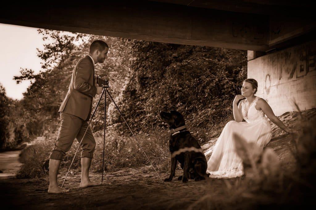 Monika Kessler Hochzeitsfotograf für Vorarlberg, Liechtenstein, Rheintal, Ostschweiz, Schweiz und Süddeutschland zeigt Trash the Dress Shooting