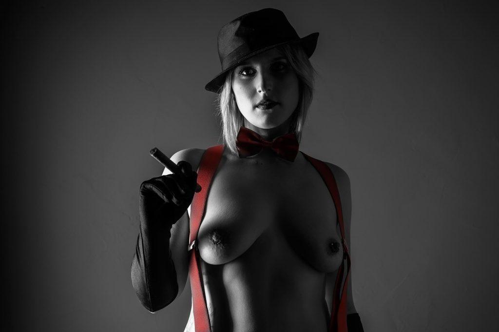 Monika Kessler Fotoshooting Vorarlberg Erotikfotos Frau