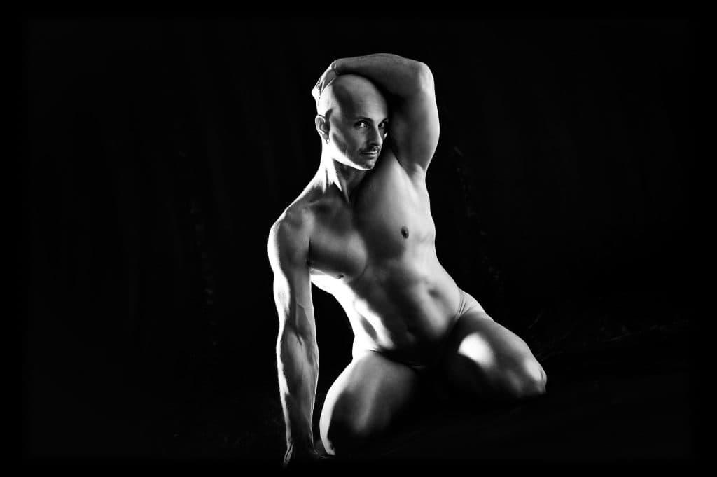 Monika Kessler Fotograf Vorarlberg Erotikbilder Mann