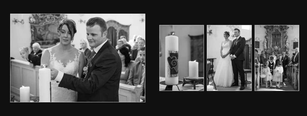 Fotograf Ostschweiz Monika Kessler zeigt Hochzeit Bildband