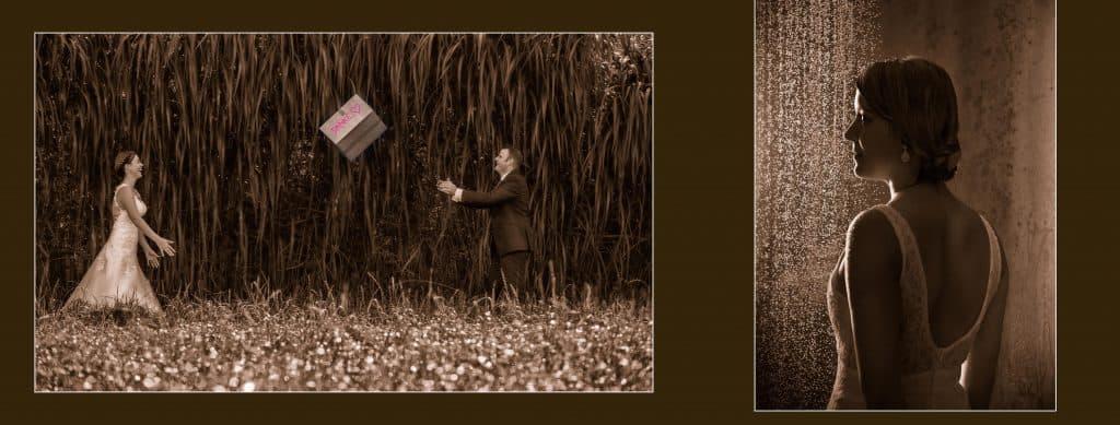 Fotograf Schweiz Monika Kessler zeigt Hochzeit Bildband
